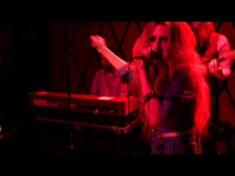 Kendra Morris - Shine On You Crazy Diamond/Evil LIVE
