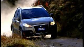 Suzuki SX4 im Schlamm videos