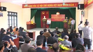 Tổng Bí thư Nguyễn Phú Trọng dự ngày hội Đại đoàn kết dân tộc tại Bắc Ninh
