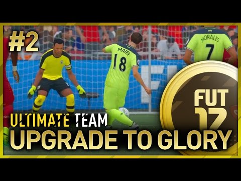 90 PACE OP?! UPGRADE TO GLORY #2 (FUT 17)