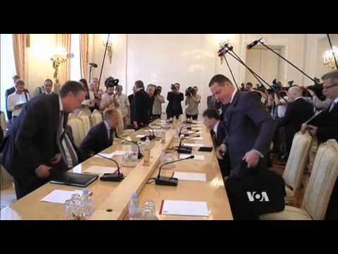 Putin, Again, Announces Troop Pullback from Ukraine Border