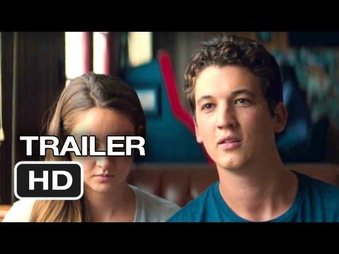 The Spectacular Now Official Trailer #1 (2013) - Shailene Woodley Movie HD