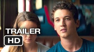 The Spectacular Now Official Trailer #1 (2013) Shailene