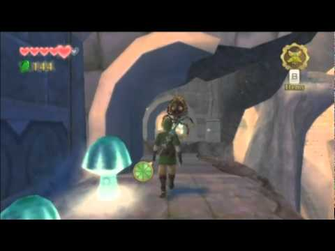 TLoZ Skyward Sword Part 10: Swing Away