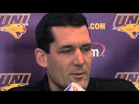 UNI Men's Basketball Media Luncheon - Jan. 27, 2014 - Making ...