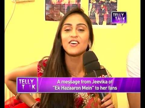 Ek Hazaaron Mein Meri Behna Hai : Jeevika & Viren's message to their fans