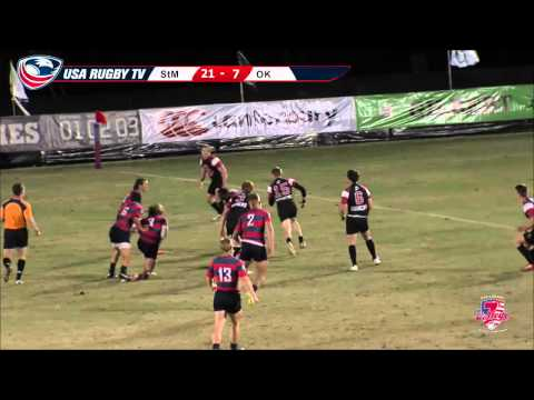 2013 USA Rugby College 7s National Championship: St. Mary's vs. Oklahoma