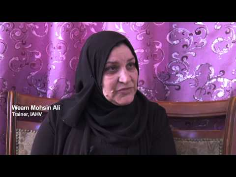 The Life of Women - Baghdad, Iraq - April 2013