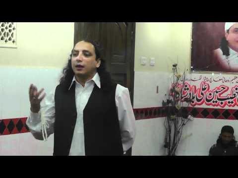 P.1 QALANDAR-E-DOURAN HAQ KHATTEB HUSSAIN ALI BADSHAH SARKAR(M.E) PREACHING.flv
