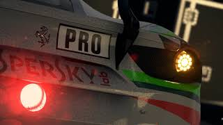 Assetto Corsa Competizione - Bejelentés Trailer