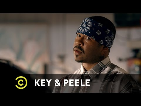 Uncensored - Key & Peele - Loco Gangsters