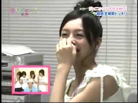18+ Game Show Hài Nhật Bản - Phản Ứng Của Các Cô Gái Khi Thấy Cái Ấy