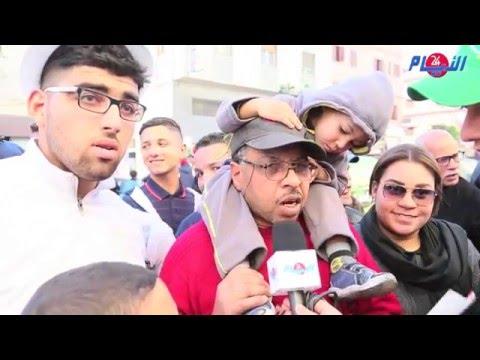 الديربي ينعش اقتصاد شباب الدار البيضاء