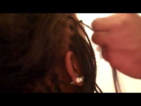 Micro Braids with Straight/Silky Yaky Hair
