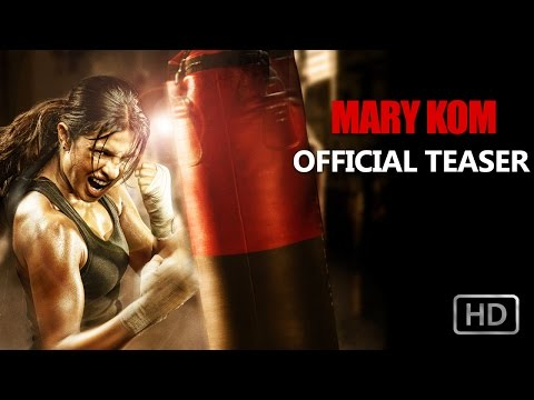 Mary Kom - Teaser | Priyanka Chopra in & as Mary Kom