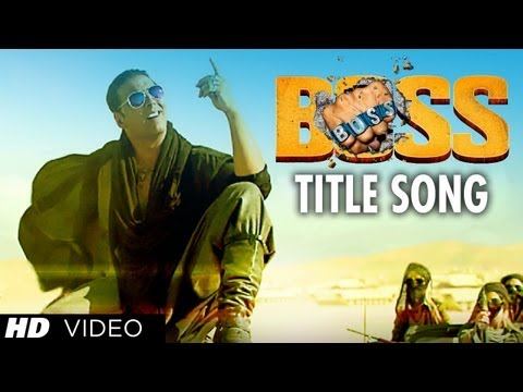 Boss - Title Song