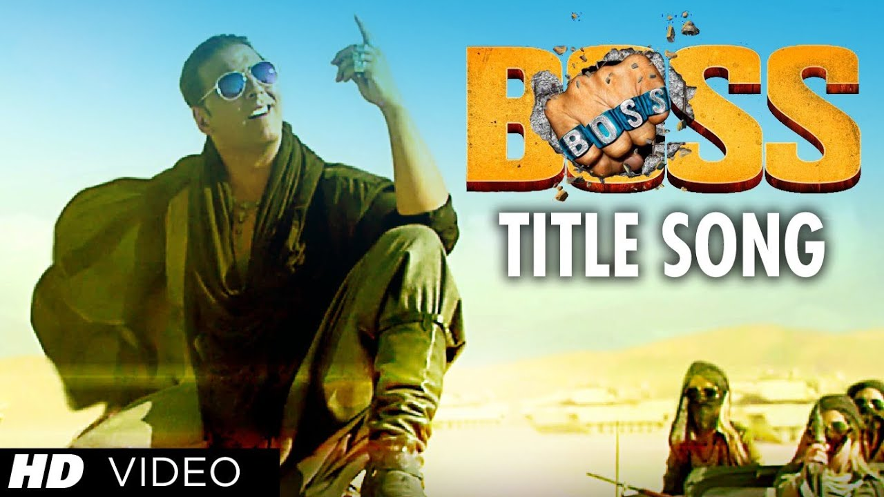 BOSS Title Song Feat. Honey Singh
