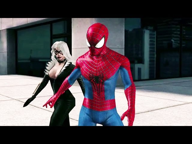 The Amazing Spider-Man 2 Mobile Game Launch Trailer