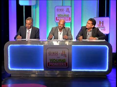 NSE & History TV18 present 'Young Pioneers' Inter school Competition Episode 1 Part 1