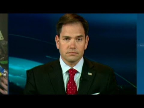 Sen. Marco Rubio: Must be a price to pay
