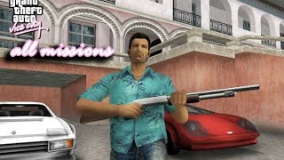 GTA Vice City All Missions HD
