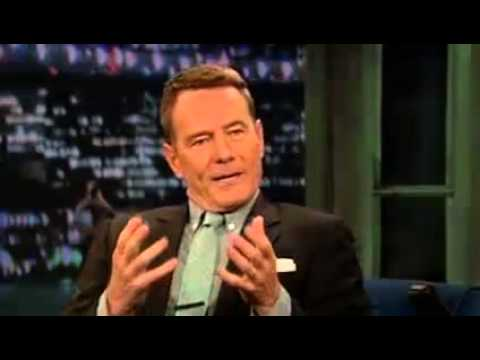 'Breaking Bad' - Bryan Cranston on late night with Jimmy Fallon (Full interview) - 8/2/2013