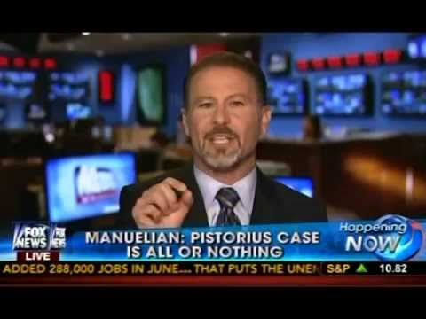 Los Angeles Criminal Defense Attorney R.J. Manuelian Discussing Oscar Pistorius Murder Trial