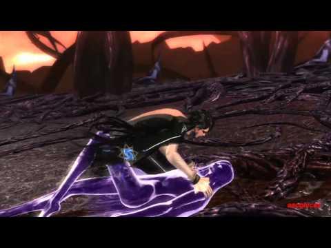 Bayonetta 2 guia 100% Capitulo XI - La reina de Inferno