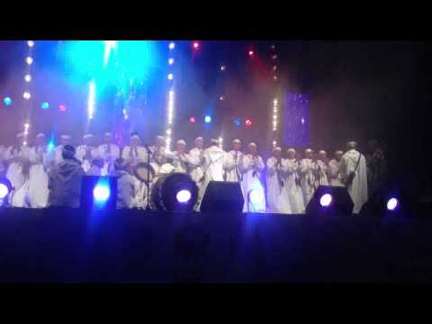 مهرجان تارودانت الدولي لللمقام الخماسي أحواش ماخفمان