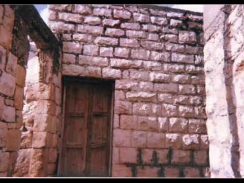 صور قديمه لقرية نحف بسنة 1995  -