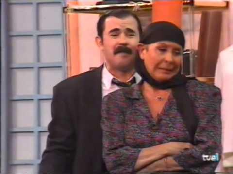 LINA MORGAN EN  CELESTE NO ES UN COLOR  1993