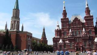 Moscow, Russia (HD)