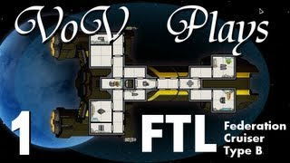 VoV Plays FTL: Federation Cruiser Type B! - Part 1: The Plague Emerges view on youtube.com tube online.