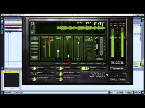 Mastering in Izotope Ozone 5: Part 3 (EQ2, Reverb and Maximizer)