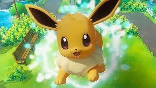 Pokémon: Let's Go, Pikachu! and Pokémon: Let's Go, Eevee! - Official Switch Announcement Trailer