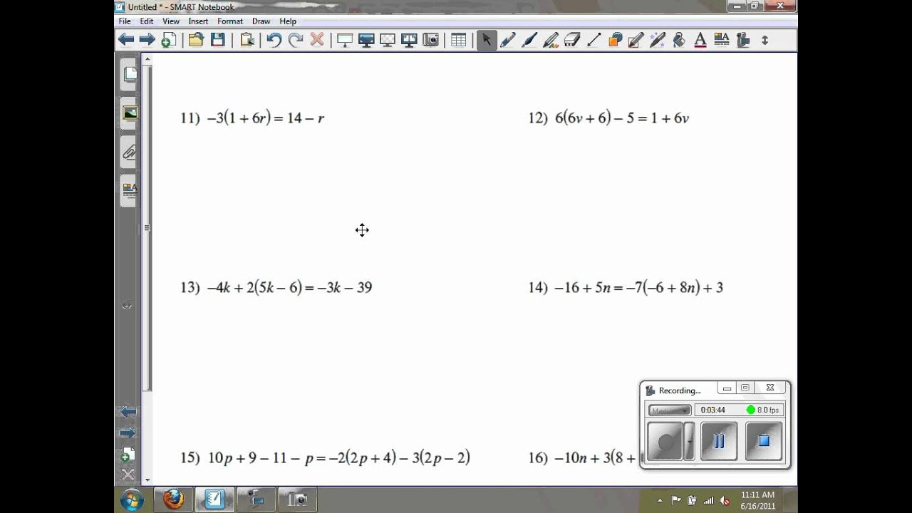 solving systems of equations by elimination worksheet answers