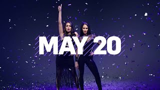 Total Bellas returns Sunday, May 20 at 9/8 C on E!