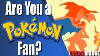 Are You a True Pokemon Fan?