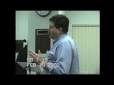 Rouses Point Village Board Meeting 2-19-02