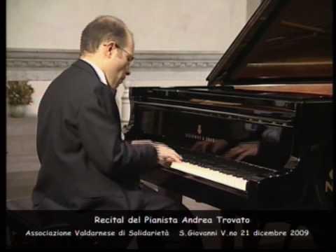George Gershwin: Rhapsody in Blue (1/2) - Andrea Trovato, pianoforte