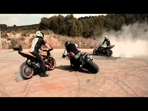Motorcycle Drifting -  on Motorcycle-Superstore.com TV
