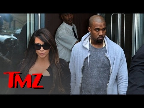 Kim Kardashian & Kanye West Don't Want No Baby Gifts!