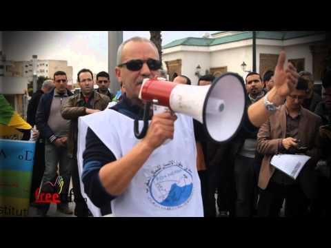 د.تدمري و شهداء الحراك الإحتجاجي بالريف
