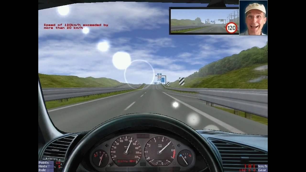 driving simulator 3d online