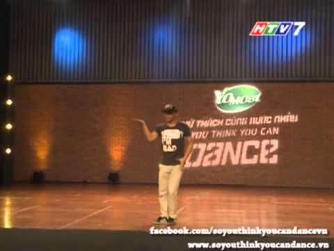 [SYTYCD2] Thử Thách Cùng Bước Nhảy - Tập 1 - Dương Mạnh Hòa