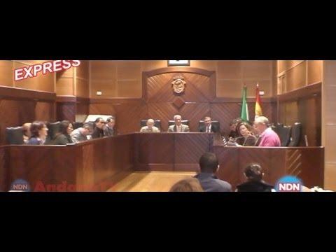 Pleno extraordinario - 5 de Diciembre 2012 - Pozoblanco