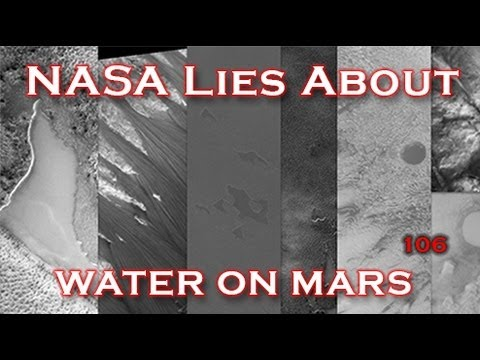 NASA Lies About Amount Of Water On Mars
