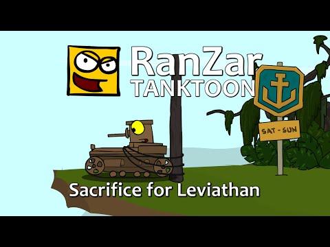 Tanktoon - Obe� pre Leviathana