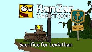 Tanktoon - Obeť pre Leviathana