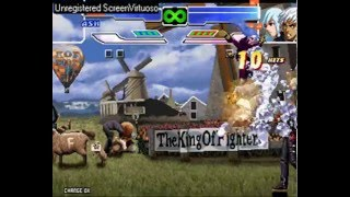 KOF mugen Dual Combos view on youtube.com tube online.